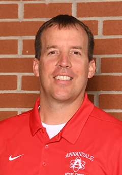 Photo of Director of Student Activities John Ellenberger