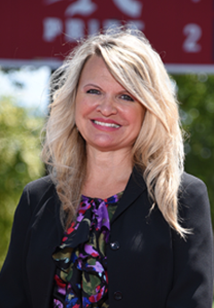 Photo of Assistant Principal Donna Higgins
